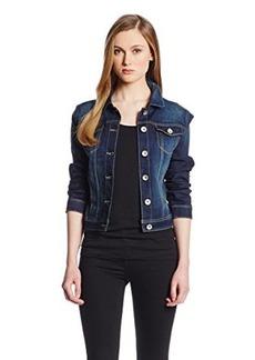 Kensie Jeans Women's Denim Jacket