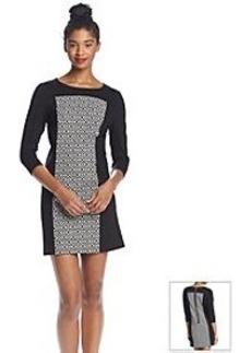 Kensie® Modern Brocade Dress