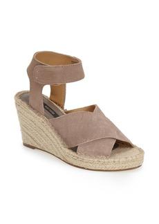 kensie 'Narcisa' Ankle Strap Espadrille Wedge (Women)