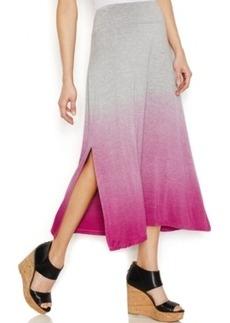 kensie Ombre Maxi Skirt