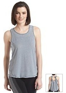 Kensie® Performance Twist Back Tank