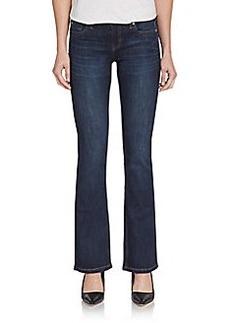 Kensie Petite Bootcut Jeans