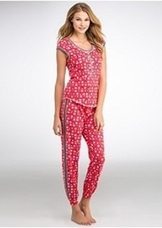 Kensie Playing Favorites Knit Pajama Set