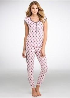 Kensie Playing Favorites Knit Pajama Set