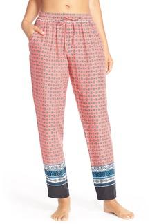 kensie Print Lounge Pants