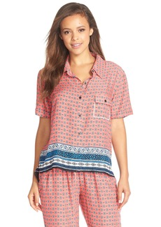 kensie Print Sleep Shirt