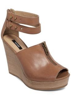 Kensie RayJay Platform Wedge Sandals