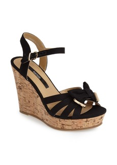 kensie 'Rayna' Wedge Sandal (Women)