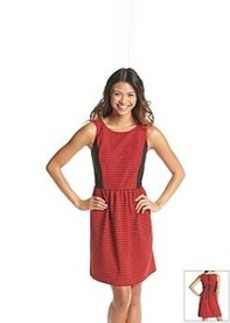 Kensie® Ribbed Stripe Dress
