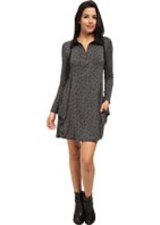 kensie Scattered Dots Dress KSNP7363
