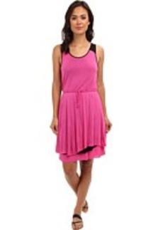kensie Sheer Viscose Tee Dress KS6K9955