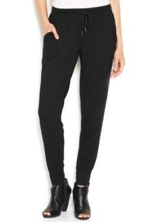 Kensie Soft Drawstring Pull-On Pants