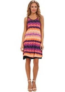 kensie Squares Dress Marginbuilder KS7P7066