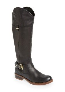 kensie 'Stefan' Leather Boot (Women)