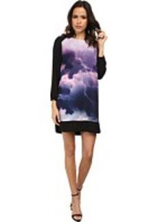 kensie Storm Scene Dress