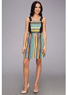 kensie Stripe Dress