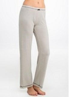Kensie Striped Knit Pajama Pants