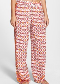 kensie 'Sun Seekers' Pajama Pants