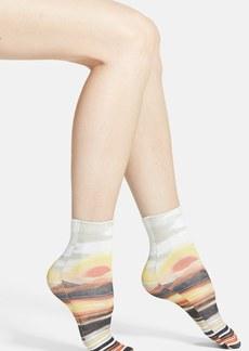 kensie 'Sunset' Ankle Socks