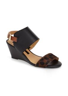 kensie 'Svora' Slingback Wedge Sandal (Women)