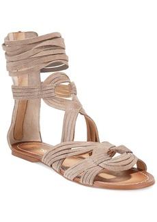 kensie Tobin Flat Gladiator Sandals