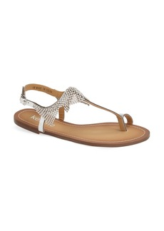 kensie 'Tommie' Toe Ring Sandal (Women)