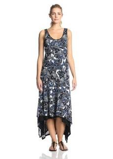 Kensie Women's Batik-Print Dress