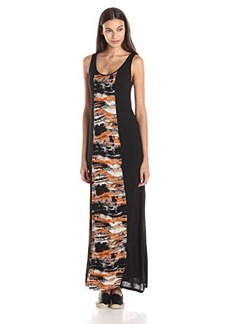 Kensie Women's Blurry Brush Strokes Dress