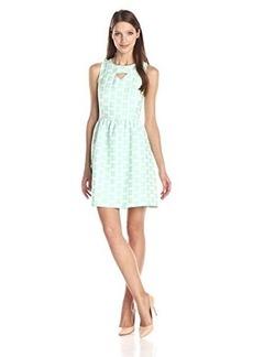 Kensie Women's Daisy Brocade Dress
