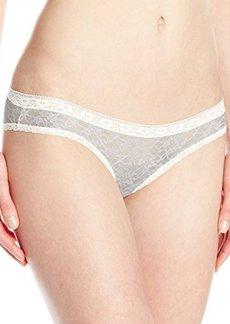 Kensie Women's Darci Lace Bikini Panty