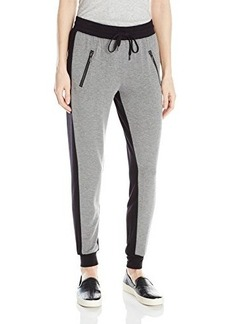 Kensie Women's Drapey French Terry Pant