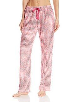 Kensie Women's Flannel Pajama Pant