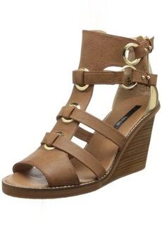 Kensie Women's Kira Wedge Sandal