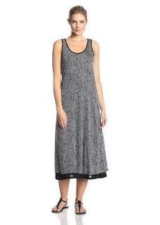 Kensie Women's Lots Of Dots Dress