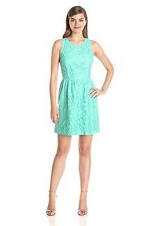 Kensie Women's Luxurious Lace Dress