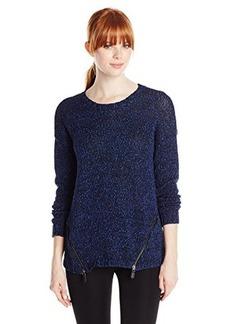 Kensie Women's Marled Sweater