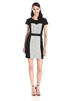 Kensie Women's Ponte Dress