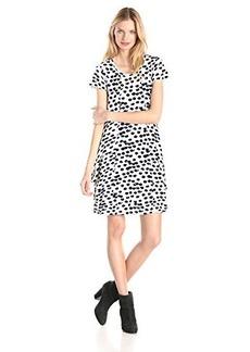 Kensie Women's Pop Dot Dress