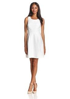Kensie Women's Raised Circles Dress