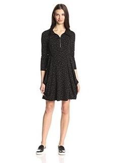 Kensie Women's Scattered Dots Dress