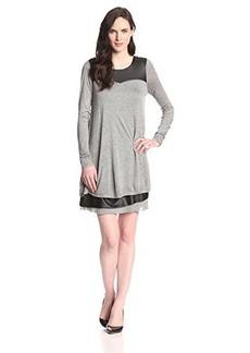 Kensie Women's Sheer Viscose Dress