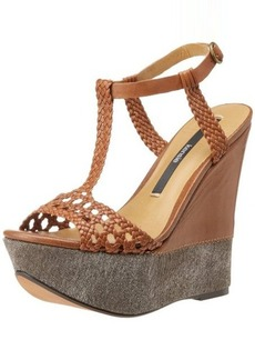 Kensie Women's Shelly Wedge Sandal