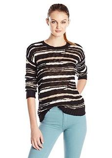 Kensie Women's Slub Sweater