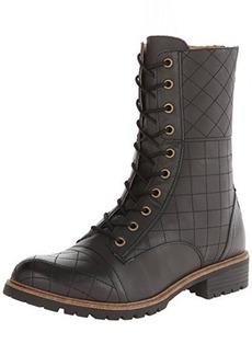 Kensie Women's Steva Combat Boot