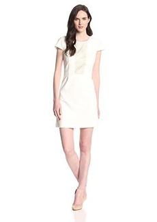 Kensie Women's Stretchy Crepe Dress