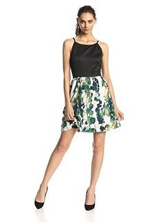 Kensie Women's Vines Dress