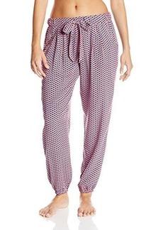Kensie Women's Woven Pajama Pant