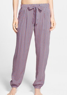 kensie 'Young & Free' Woven Pajama Pants