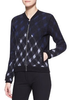 Fire Knit Zip Sweater   Fire Knit Zip Sweater