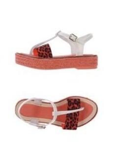 KENZO - Thong sandal
